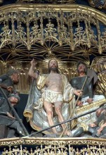 La resurrección (Retablo)