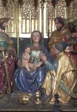 Adoración de los Reyes (Retablo)