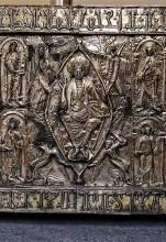 Frente de Arca Santa (Cámara Santa)