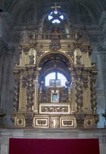 Baldaquino de Santa (Capillas)