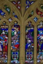Bóveda Central Norte (Catedral Interior)