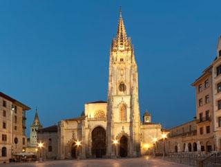 Catedral de San salvador de Oviedoo