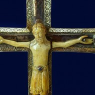 Anverso Cruz de Nicodemus (Cámara Santa)