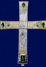 Reverso Cruz de Nicodemus (Cámara Santa)