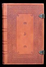 Tapa Libro de los Testamentos (Museo)