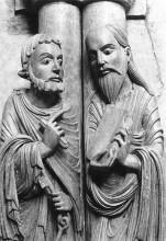 Pedro y Pablo (Cámara Santa)