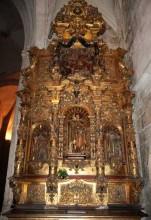 Retablo de San Roque (Capillas)
