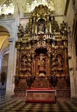 Retablo de Santa Teresa (Capillas)