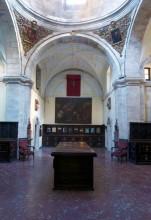 Sacristía (Catedral Interior)