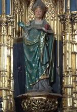 San Ambrosio (Retablo)