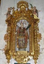 Santa Lucrecia (Girola)
