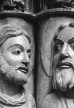 Santiago Menor y Felipe (Cámara Santa)