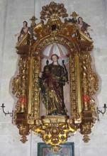 Santa Eulalia de Mérida (Girola)