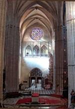 Transepto Norte (Catedral Interior)