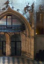 Transepto Sur (Catedral Interior)
