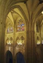 Triforios (Catedral Interior)