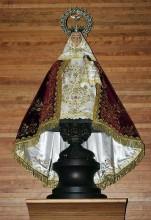 Virgen de Covadonga (Capillas)
