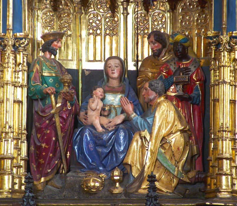 Navidad en La Catedral de Oviedo