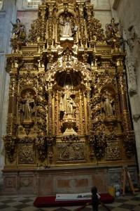 Retablo de Santa Teresa
