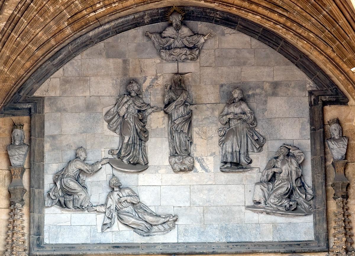 Panel de la Transfiguración