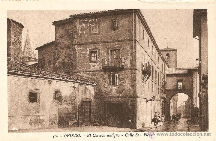 El Caserón Antiguo