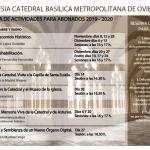 Programa Actividades Catedral 2019-2020